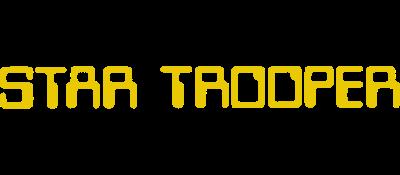 Star Trooper - Clear Logo