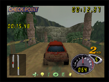 Top Gear Rally 2 - Screenshot - Gameplay