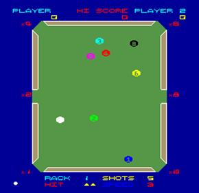 Video Eight Ball - Screenshot - Gameplay