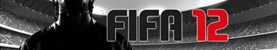 FIFA Soccer 12 - Banner