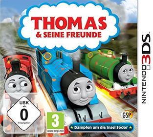 Thomas & Friends: Steaming Around Sodor