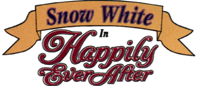 Snow White in Happily Ever After - Clear Logo