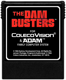 The Dam Busters - Cart - Front