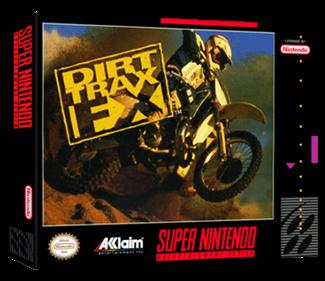 Dirt Trax FX - Box - 3D