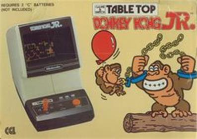 Donkey Kong Jr. (Tabletop)