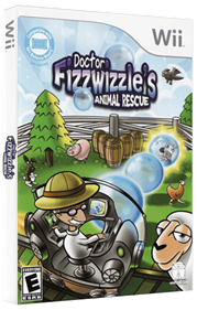 Doctor Fizzwizzle's Animal Rescue - Box - 3D