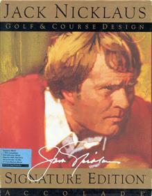 Jack Nicklaus Golf & Course Design: Signature Edition