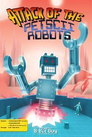 Attack of the PETSCII Robots