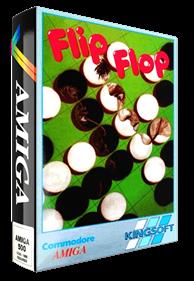 Flip Flop - Box - 3D