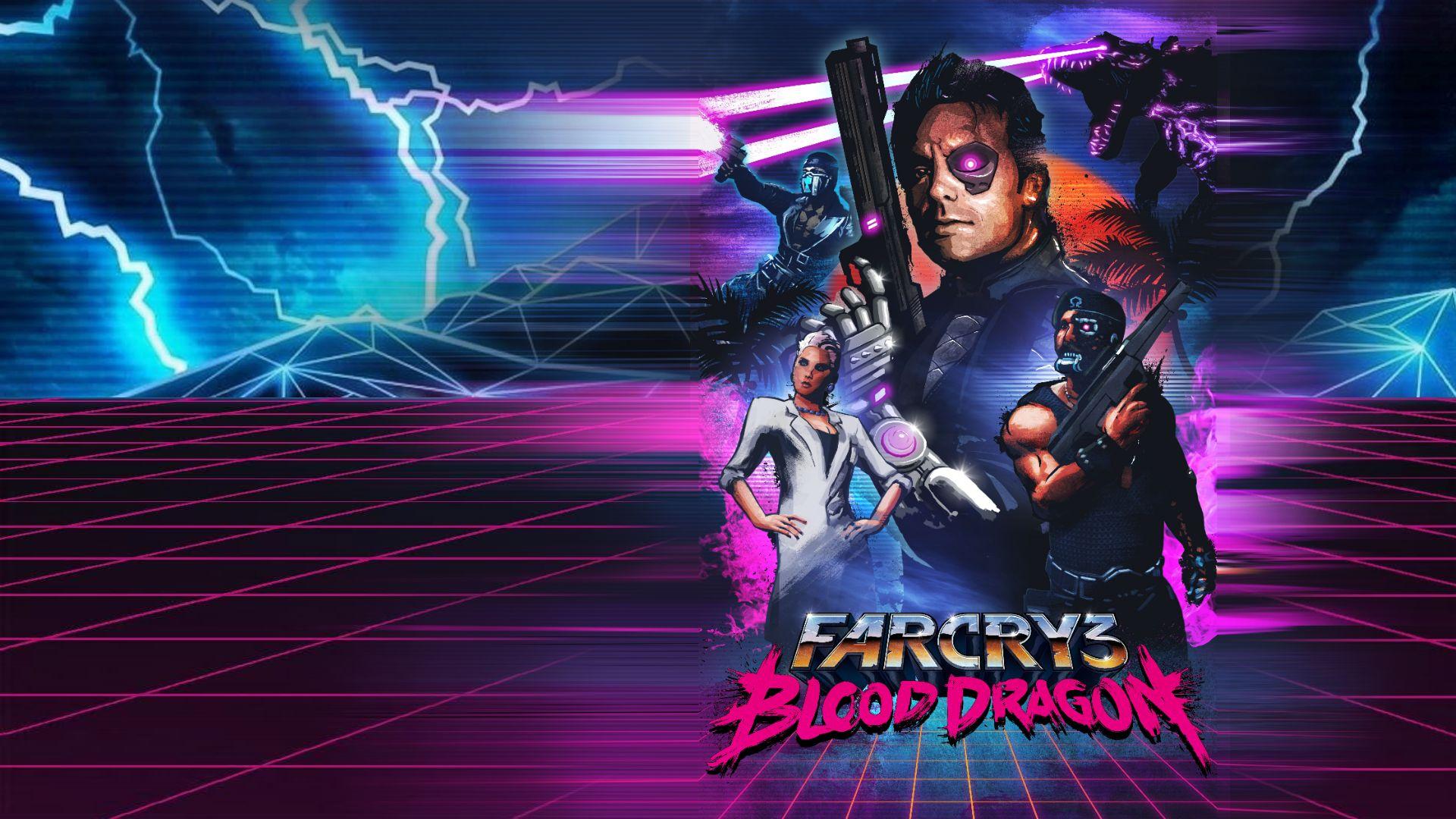 Far Cry 3 Blood Dragon Details Launchbox Games Database