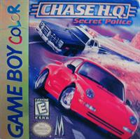 Chase H.Q.: Secret Police