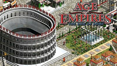 Age of Empires: The Rise of Rome - Fanart - Background