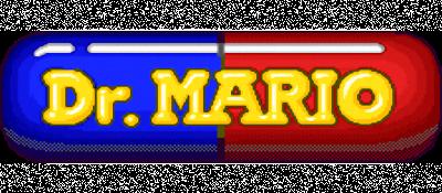 Dr. Mario BS Ban - Clear Logo