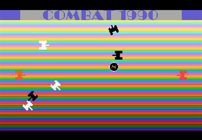 Combat 1990 - Screenshot - Gameplay