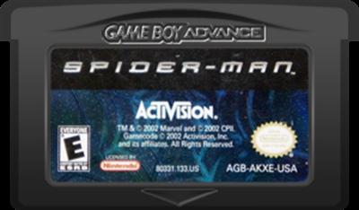Spider-Man - Cart - Front