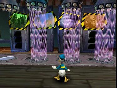 Disney's Donald Duck: Goin' Quackers - Screenshot - Gameplay