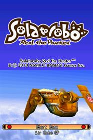 Solatorobo: Red the Hunter - Screenshot - Game Title
