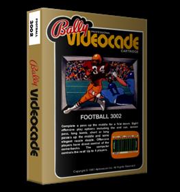 Football - Box - 3D