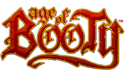 Age of Booty - Clear Logo