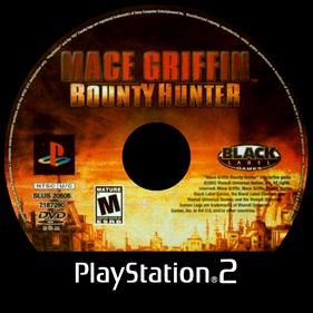 Mace Griffin: Bounty Hunter - Disc