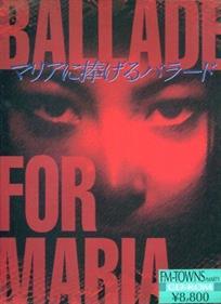 Ballade for Maria