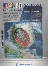 Cosmic Jailbreak