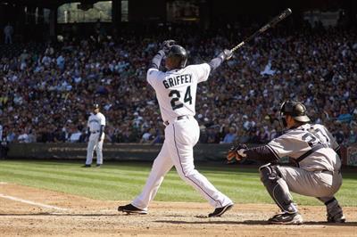 Ken Griffey Jr. Presents Major League Baseball - Fanart - Background