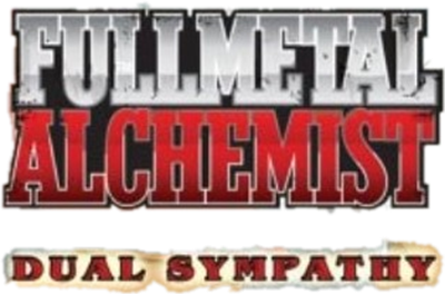 Fullmetal Alchemist Dual Sympathy - Clear Logo