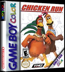 Chicken Run - Box - 3D