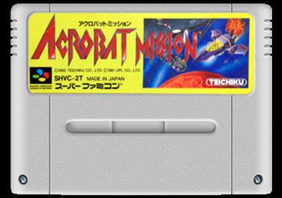 Acrobat Mission - Cart - Front