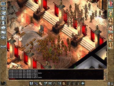 Baldur's Gate II: Shadows of Amn - Screenshot - Gameplay