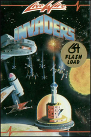 Invaders (LiveWire)
