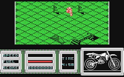 Motorbike Madness - Screenshot - Gameplay