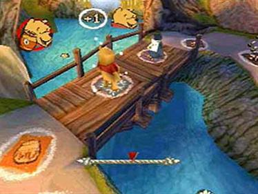 Disney's Party Time with Winnie The Pooh - Screenshot - Gameplay