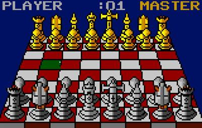 The Fidelity: Ultimate Chess Challenge - Screenshot - Gameplay