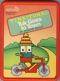 Tink! Tonk!: Tuk Goes to Town