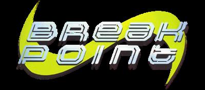 Break Point - Clear Logo