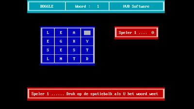 Boggle - Screenshot - Gameplay
