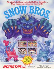 Snow Bros.: Nick & Tom