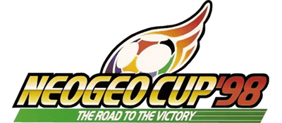 Neo Geo Cup '98: The Road to the Victory - Clear Logo