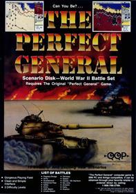The Perfect General: Scenario Disk: World War II Battle Set