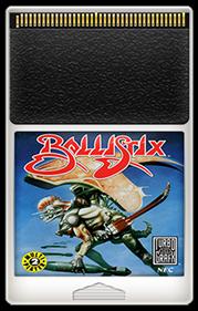 Ballistix - Fanart - Cart - Front