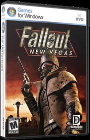 Fallout: New Vegas - Box - 3D