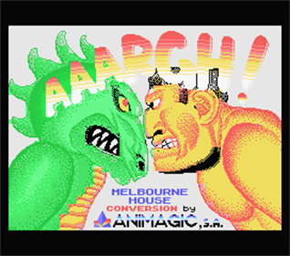 Aaargh! - Screenshot - Game Title