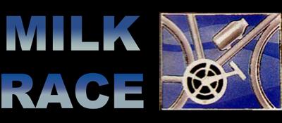 Milk Race - Clear Logo