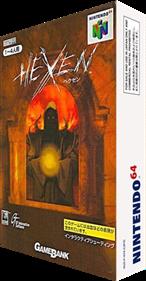 Hexen - Box - 3D