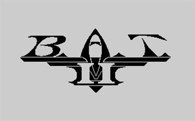 B.A.T. II - Screenshot - Game Title
