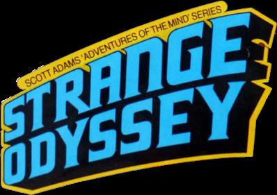 Strange Odyssey - Clear Logo