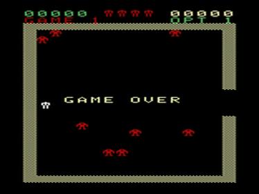 Robot Killer - Screenshot - Game Title
