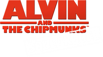 Alvin and the Chipmunks: The Squeakquel - Clear Logo